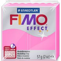 FIMO® Effect , neon pink, 57 g/ 1 pk.
