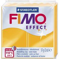 FIMO® Effect , neon orange, 57 g/ 1 pk.