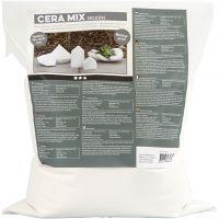 Cera-Mix Exclusive modellgips, hvit, 5 kg/ 1 pk.