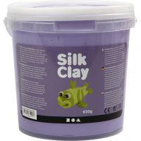 Silk Clay®, lilla, 650 g/ 1 spann