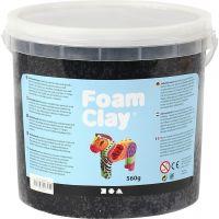 Foam Clay® , svart, 560 g/ 1 spann
