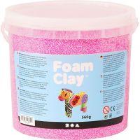 Foam Clay® , neon pink, 560 g/ 1 spann