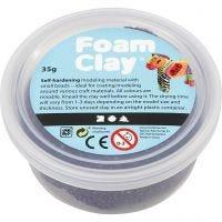 Foam Clay® , lilla, 35 g/ 1 boks