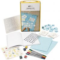 Kreativ med papir og kartong, 1 sett
