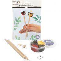 Mini kreative sett, blyantstopper, 1 sett