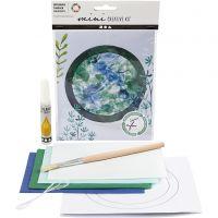Kreativt minikit, Solfanger/oppheng, 1 sett