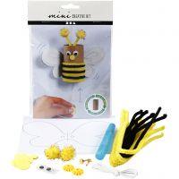 Kreativt minikit, Dorull sprelle bie, 1 sett