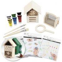 Materialsett - Opplev naturen, 1 sett
