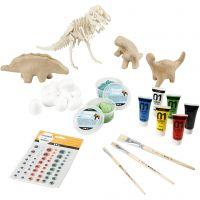 Materialset - Dinosaur, 1 sett