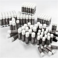 White limstift, 144 stk./ 1 pk.