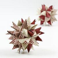 Julepynt av papir