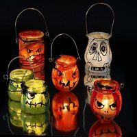 Gyselige lanterner