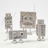 Roboter av tre