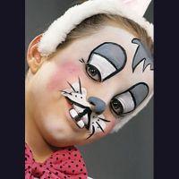 Inspirasjon til ansiktsmaling