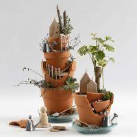 Fairy Garden - en hage i miniatyr