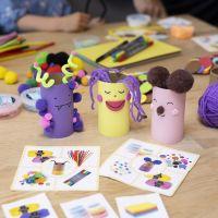 Spill kreativ-bingo med hele familien